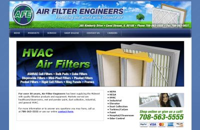 Air Filter Engineers