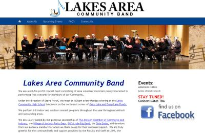 Lakes Area Community Band