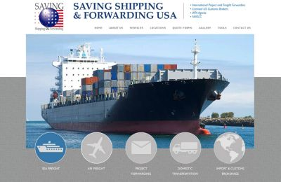 Saving Shipping & Forwarding USA