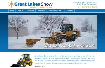 Great Lakes Snow